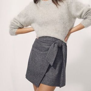 Aritzia   Wilfred New Wrap Front (Dorine) Skirt